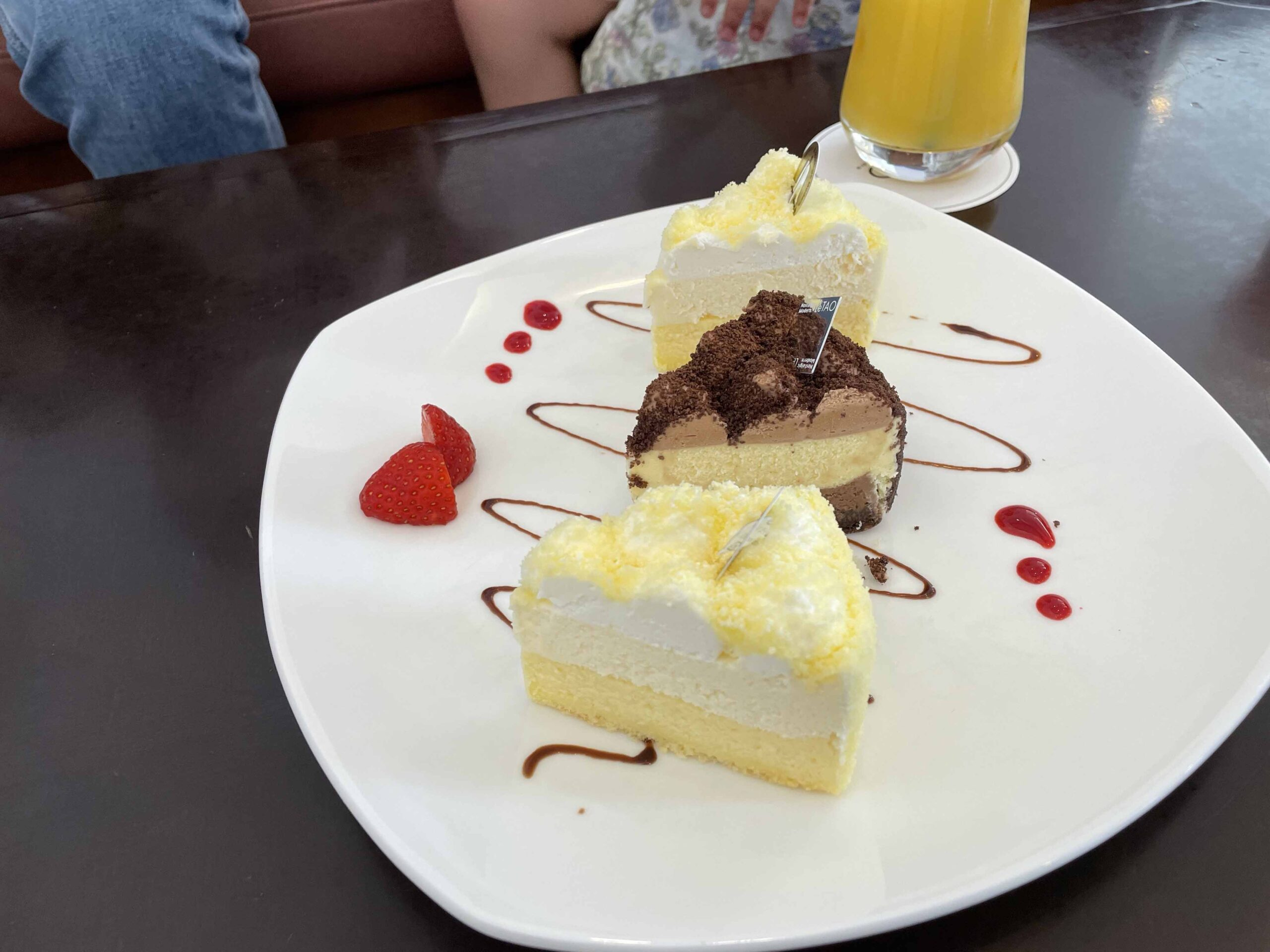 北海道限定!! ルタオの作りたてチーズケーキ